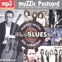 MuZZic Postcard The Very Best Hits Of White Blues (mp3) артикул 11133a.